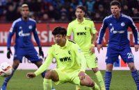 Schalke verliest in blessuretijd