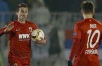 Verhaegh verrast met FC Augsburg