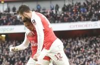 Arsenal moeizaam langs Burnley, City zet Villa opzij