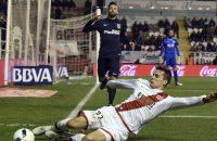 Atlético blijft steken op gelijkspel bij Rayo Vallecano
