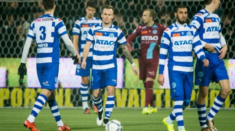 'De Graafschap-spelers Aangevallen Door Heracles-fans Op