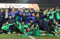 Irakese voetballers naar Rio