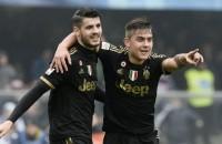 Juventus met twaalfde zege aan kop
