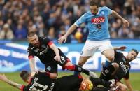 Napoli verdrijft Juventus weer van koppositie