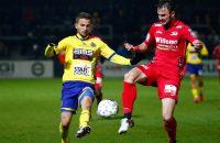 Oostende laat derde plaats aan Anderlecht