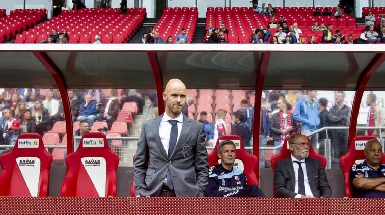 Ten Hag De Guardiola Van Fc Utrecht Sportnieuws