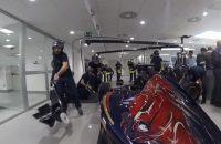 Pitcrew Toro Rosso klaar voor nieuwe seizoen