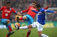 Sampdoria laat Napoli zweten