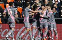 Valencia weet opnieuw niet te winnen