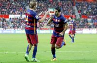 Barça met moeite langs nietig Las Palmas