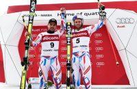Franse skiërs heersen in Japan