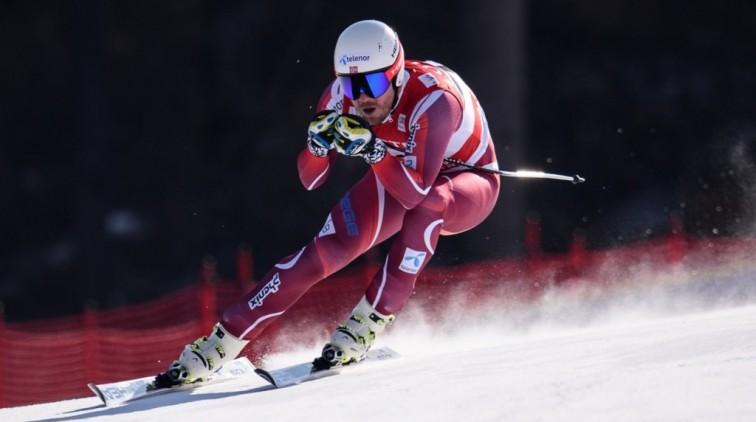 Primeur voor Jansrud op olympische piste