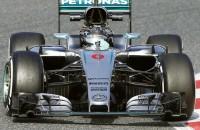 Rosberg rijdt meeste rondjes, Hülkenberg het snelst