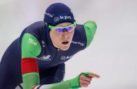 Sang-Hwa Lee sprint naar goud, Ter Mors net buiten podium