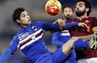 Strootman ziet Roma winnen van Sampdoria
