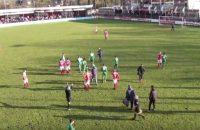 Hoofdklasse-pot gestaakt, teams spelen wedstrijd onder protest uit