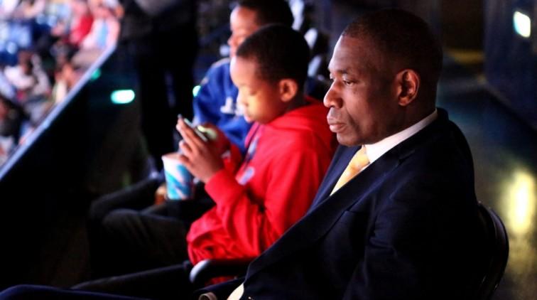 NBA-legende Mutombo ongedeerd op Zaventem
