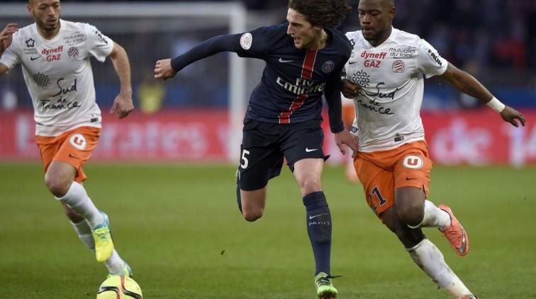 Paris Saint-Germain blijft steken op 0-0
