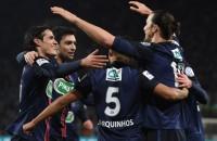 Paris Saint-Germain in halve finale Franse beker