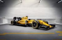 Renault laat ware gezicht zien met gele wagen