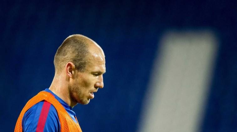 Robben doet komende interlands niet mee