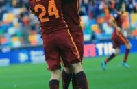 Strootman krijgt paar tellen bij winnend AS Roma