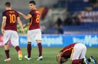 AS Roma raakt achterop in strijd om CL-ticket