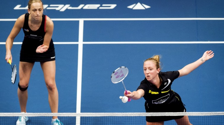 Muskens en Piek bereiken finale EK badminton