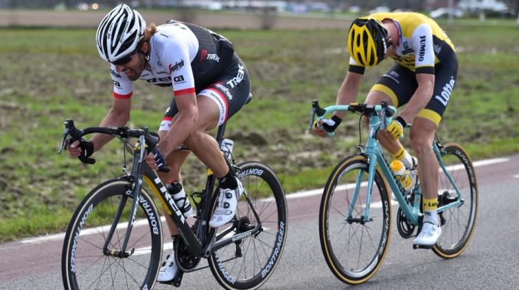 Vanmarcke: Ik was blij dat ik Cancellara nog kon volgen