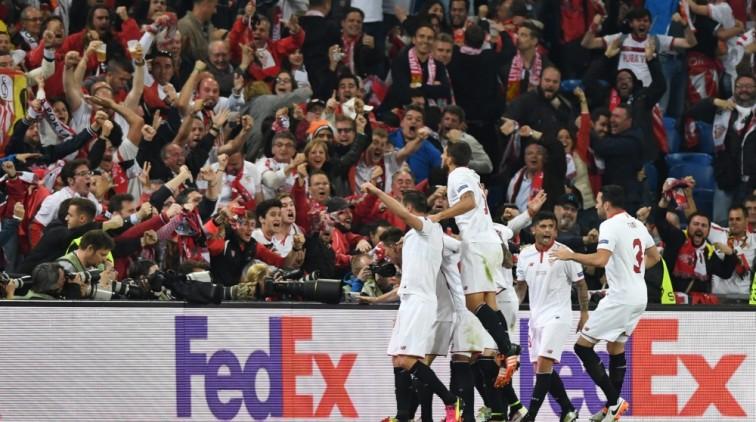 Sevilla pakt 3e Europa League op rij ten koste van Liverpool ... c7fd16ea78ebf