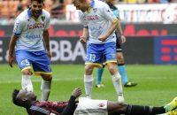 Groter kon de vernedering niet zijn voor Balotelli
