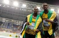 Bolt geeft goud terug bij positieve test estafettemaatje