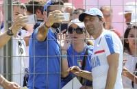 Conte trekt rookgordijn op rond Squadra Azzurra