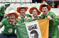 Ierse fans krijgen onderscheiding van burgemeester Parijs