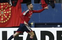 Osasuna terug naar Primera División