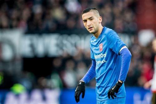 PSV informeert bij FC Twente naar Ziyech