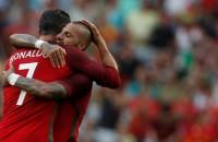 Portugal tankt vertrouwen met zevenklapper