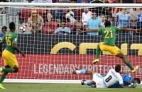 Uruguay verslaat Jamaica in troostwedstrijd
