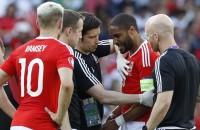 Wales dreigt aanvoerder Williams te moeten missen