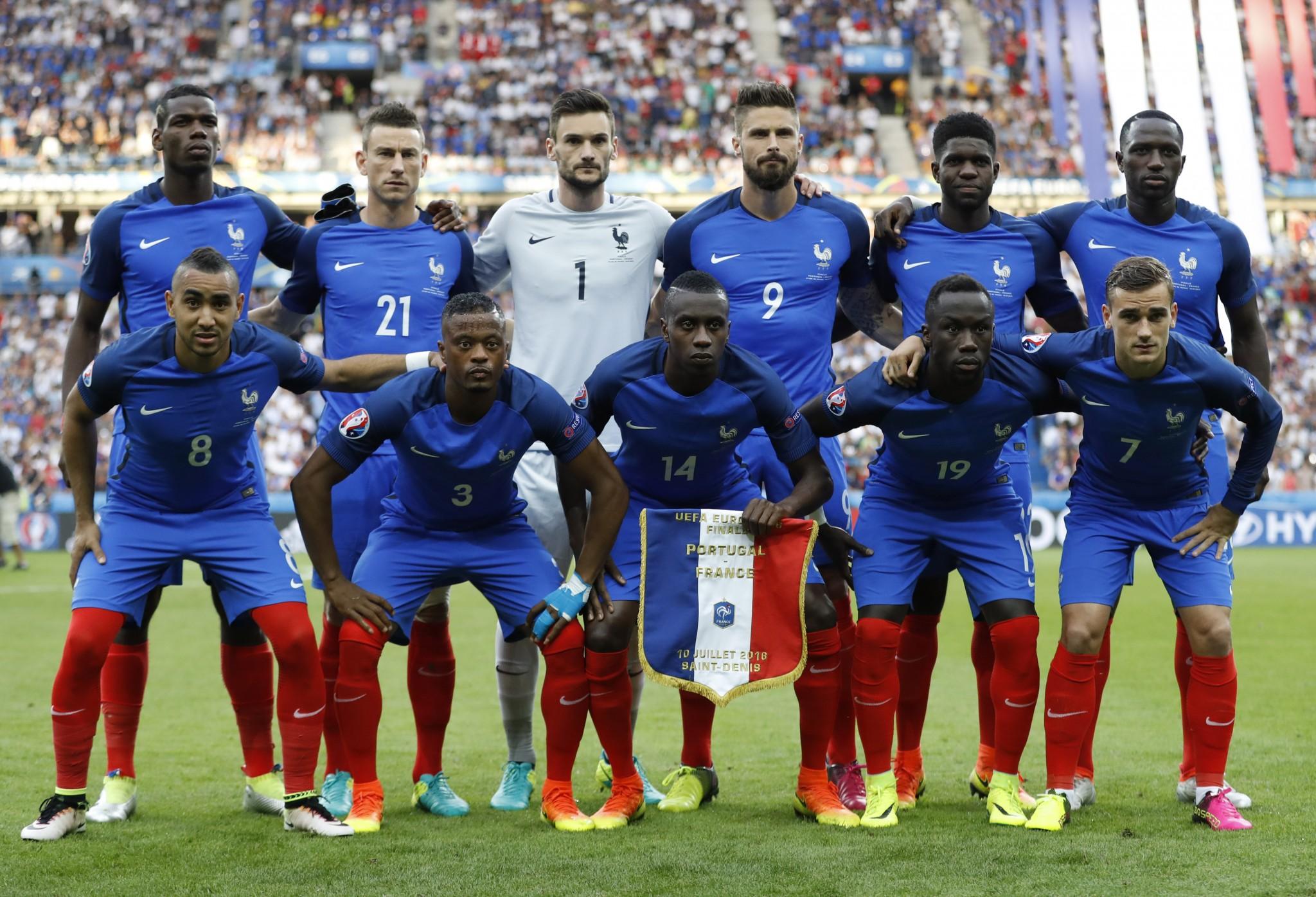 'Frankrijk gebruikte doping op EK' | Sportnieuws
