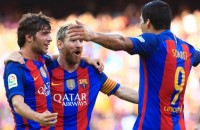 Neymar Messi Roberto