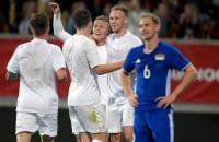 Feyenoorder Jörgensen trefzeker voor Denemarken