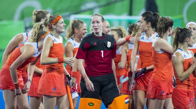 nederlandse hockeysters