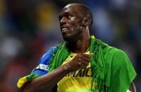 Sprintkoning Bolt voltooit ongekende trilogie