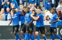 Denswil scoort voor winnend Club Brugge