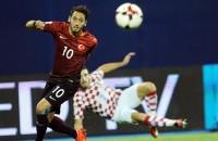 Duel tussen Kroatië en Turkije kent geen winnaar