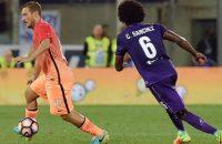 Eerste nederlaag voor AS Roma in bijna acht maanden