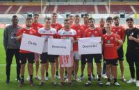 Excuses Mainz voor harde overtreding op Augsburg-speler