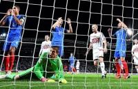 Frankrijk komt niet tot scoren in Wit-Rusland