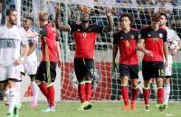 Lukaku leidt België naar winst op Cyprus